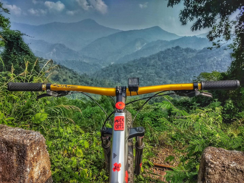 View from Gayabari